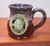 DENEEN POTTERY PANCAKE HOUSE BEND REDMOND OREGON COFFEE MUG CUP