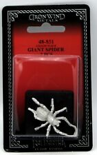 Ral Partha 48-851 Giant Spider (Chaos Wars) Monster Arachnid Mount Miniature NIB