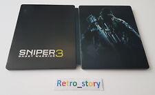 Steelbook Sniper 3 Ghost Warrior - Aucun Jeu