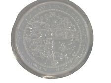 Four Seasons Stepping Stone Plaster or Concrete Mold 1063 Moldcreations