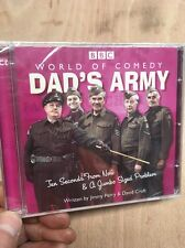 BBC World Of Comedy:Dad's Army CD New+Sealed Radio Episodes TV Series WW2 Lowe
