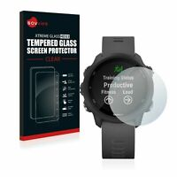 Garmin Forerunner 245 Music ,® Xtreme Glass HD33 Tempered Glass Screen Protector