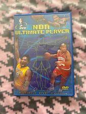 NBA Ultimate Player (DVD, 2001)