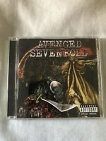 City of Evil [PA] by Avenged Sevenfold (CD, Jun-2005, Warner Bros.)