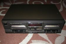 Technics Stereo Double Cassette Tape Deck Recorder / Player Model RS-TR311