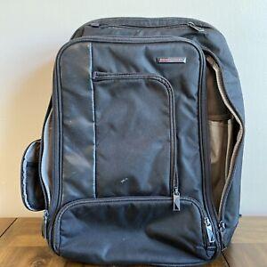 Briggs & Riley Luggage Backpack laptop travelware Black VB375-4 Sku:1