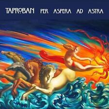 TAPROBAN -- Per Aspera Ad Astra SEALED DIGIPAK 2017 ITALIAN RETRO PROG MUSEA