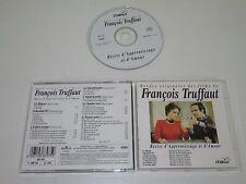 VARIOUS/LÍNEAS ORIG. DES FILMS DE FRANÇOIS TRUFFAUT(MILAN 887 975) CD ÁLBUM
