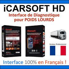 Valise Diagnostique POIDS LOURDS - iCARSOFT HD - Valise OBD2 Diag ELM