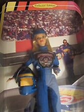 50th Anniversary Nascar Barbie - Collectors Edition - 1998