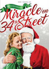 MIRACLE ON 34TH STREET New Sealed DVD 70th Anniversary Edition