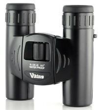 Viking 8 x 25 COMPACT LE WP Compact Waterproof Binoculars (UK Stock) BNIB