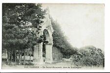 CPA - Carte postale -France Cannes Ile St Honorat- Arc de Triomphe -VM169