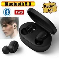Pour Xiaomi Redmi TWS Airdots Headset Bluetooth 5.0 Écouteurs Écouteurs-Stéréo