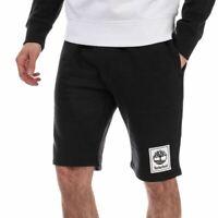Men's Timberland YCC Sweat Shorts in Black
