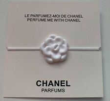 CHANEL bracelet white camellia Perfume Me NEW rare VIP GIFT