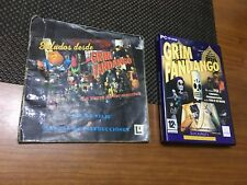 grim fandango + Manual BIG BOX PC