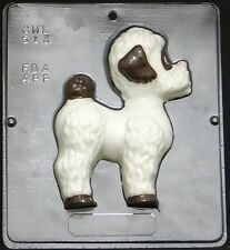 Poodle Dog Chocolate Candy Mold  513 NEW