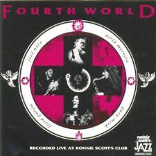 Fourth World - Live AIRTO PURIM NETO MEEK CD NEU