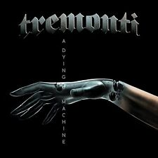 Tremonti - A Dying Machine (NEW CD ALBUM) (Alterbridge)