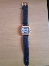 RAKETA Mens Gold Plated 10 AU Soviet Mechanical watch Cal.2609.HA 100% Original