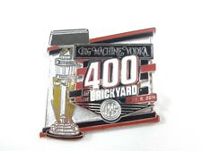 2018 Big Machine Vodka 400 At The Brickyard Event Trophy Pin Collector Indy