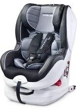 BABY CAR SEAT CARETERRO DEFENDER PLUS GREY  ISOFIX TOP TETHER 0-18 kg