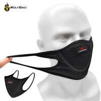 Reusable Shield Face Mouth Cover Cycling Shield Dustproof Balaclava Outdoor