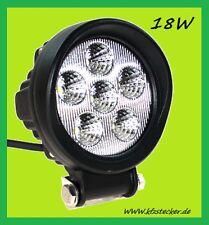 Arbeitsscheinwerfer 12V 24V 18W CREE LED 920lm Scheinwerfer  SUV UTV ATV Kfz Lkw