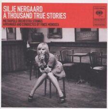 Silje Nergaard - A thousand true stories (Audio CD - 2009) NEW