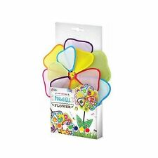 Grafix Peindre votre Propre Jardin Roue tournante fleur Moulin à Vent Spinner