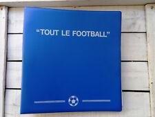 "Classeur collector ""TOUT LE FOOTBALL"" - PromoFan Loisirs"