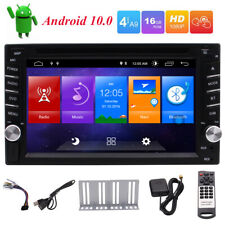 GPS Smart Android10.0 WiFi Double 2Din 6.2