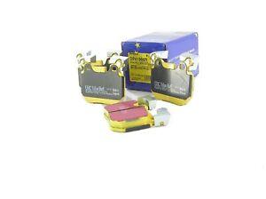 EBC Para BMW 1 E81 E87 3 E90 E91 E93 Pastillas Yellowstuff Trasero Eje DP41996R