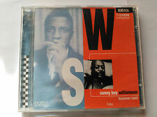CD SONNY BOY WILLIAMSON - BUMMER ROAD - CHESS COLLECTION SPAIN 1997 VG+
