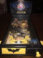 2004 Batman Begins Electronic Pinball Game DC Comics Funrise Toys Works -Sounds-