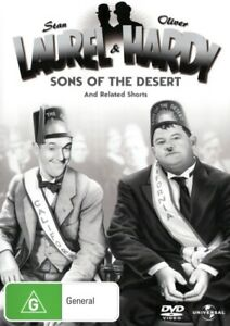 Laurel And Hardy - Sons Of The Desert And Related Shorts Vol 13 DVD VGC
