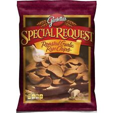 Gardetto's Special Request Roasted Garlic Rye Chips, 14 Ounce (Pack of 6 Bags)