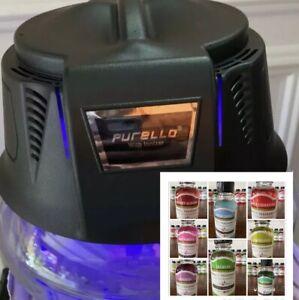8 Scentblast Oils & 1 PURELLO AIR PURIFIER CLEANER WITH IONIZER
