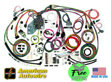 55 56 57 58 59 Chevy/GMC 3100 Truck Complete Wiring Kit-American Autowire 500481