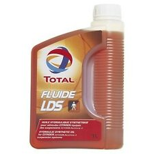 Citroen C5 Dc De Mk2 Rc Re 01-16 Total Lds Fluid Orange 1L Power Steering Oil