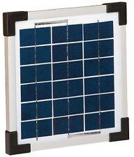 Kerbl 377024 Solarmodul 4W incl. Halter für 9V Geräte ohne Batterie