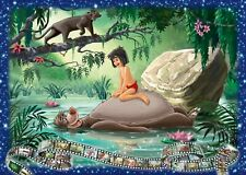 Ravensburger - 1000 PIECE JIGSAW PUZZLE - Disney Jungle Book Collectors Edition
