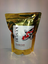 KUSURI POWDER GOLD 1kg Blanket Weed ERADICATOR. Koi Pond - formerly ECO-GOLD