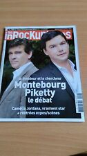 Les Inrockuptibles 980 - Montebourg / Piketty / Camelia Jordana / Avi Buffalo