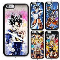 Vegeta Goku Dragon Ball Super Case Cover For Samsung Galaxy / Apple iPhone iPod