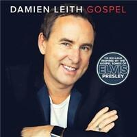 DAMIEN LEITH Gospel Songs of Elvis Presley (Personally Signed by Damien) CD NEW