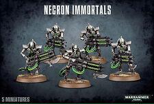 Necron Immortals Deathmarks Warhammer 40k NEW