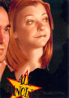 Buffy the Vampire Slayer Season 6 Once More with Feeling Foil Puzzle Card H6