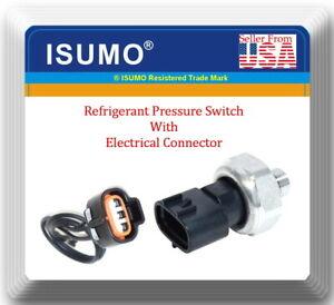 HVAC Pressure Transducer ,A/C Refrigerant Pressure Sensor W/ Connector